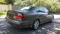 Picture of 2004 INFINITI Q45 4 Dr STD Sedan, exterior, gallery_worthy