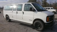 Picture of 2010 Chevrolet Express LS 3500 Ext, exterior
