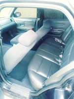 Picture of 1999 Ford Crown Victoria Police Interceptor, interior