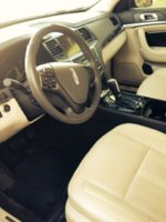Picture of 2014 Lincoln MKS AWD, interior