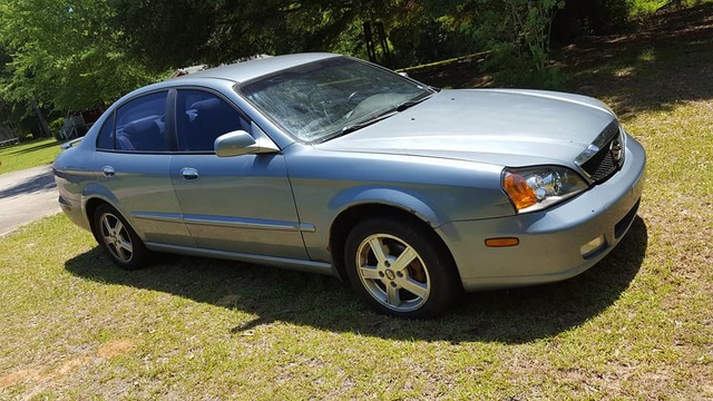 Picture of 2004 Suzuki Verona 4 Dr LX Sedan