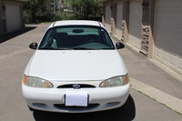 Picture of 2000 Ford Escort STD, exterior