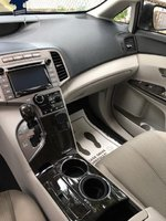 Picture of 2015 Toyota Venza LE AWD, interior