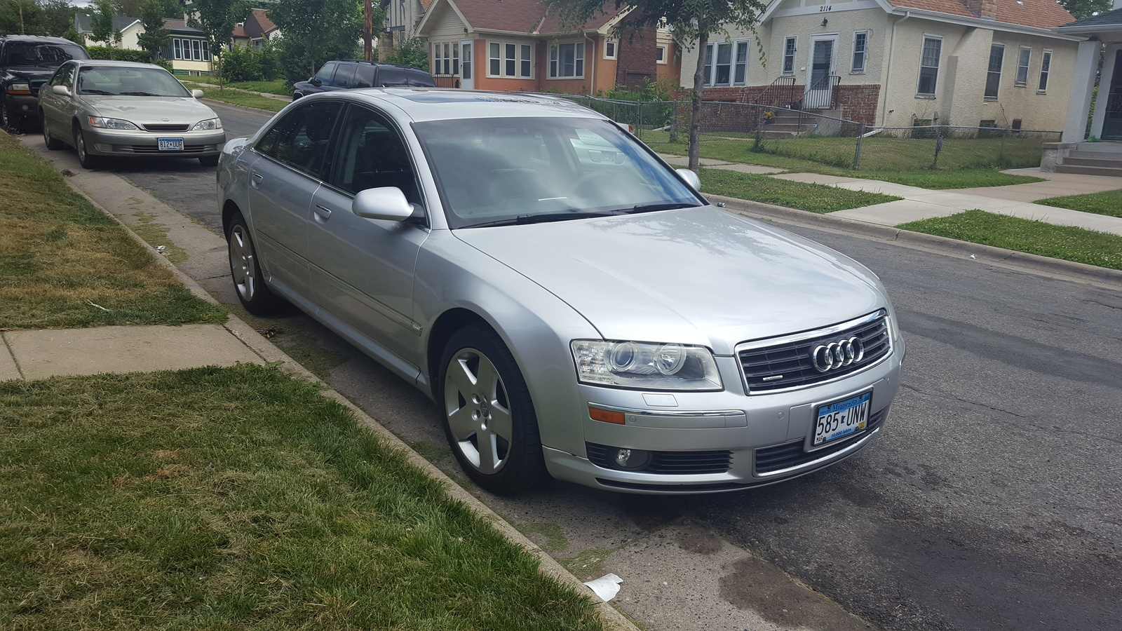 audi a8 questions how do i take my car off the site don 39 t want to sell cargurus. Black Bedroom Furniture Sets. Home Design Ideas