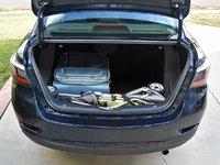 2017 Toyota Yaris iA Sedan, 2017 Toyota Yaris iA trunk room, interior