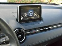 2017 Toyota Yaris iA Sedan, 2017 Toyota Yaris iA infotainment display, interior