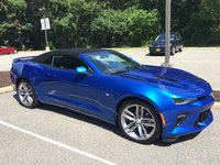 Picture of 2017 Chevrolet Camaro 1SS Convertible, exterior