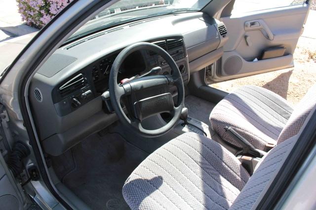 Picture Of 1996 Volkswagen Golf 4 Dr GL Hatchback, Interior, Gallery_worthy