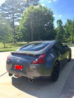 Picture of 2016 Nissan 370Z Sport, exterior