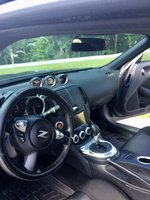 Picture of 2016 Nissan 370Z Sport, interior