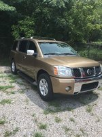 Picture of 2004 Nissan Armada LE, exterior
