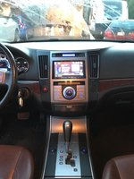 Picture of 2010 Hyundai Veracruz Limited AWD, interior