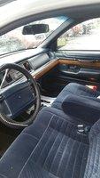 Picture of 1993 Mercury Grand Marquis 4 Dr LS Sedan, interior