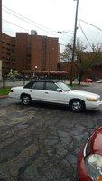 Picture of 1993 Mercury Grand Marquis 4 Dr LS Sedan, exterior
