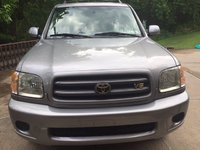 Picture of 2002 Toyota Sequoia SR5 4WD, exterior
