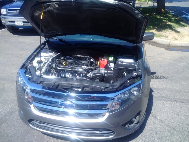 Picture of 2011 Ford Fusion SE, engine, gallery_worthy