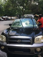 Picture of 2008 Hyundai Santa Fe Limited, exterior