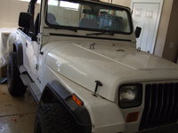 Picture of 1988 Jeep Wrangler 4WD, exterior