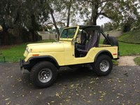 1978 Jeep CJ5 Picture Gallery