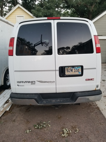 Picture of 2003 GMC Savana 1500 AWD Passenger Van