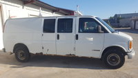 Picture of 2000 Chevrolet Express Cargo G3500 Extended RWD, exterior, gallery_worthy