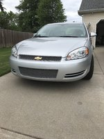 2015 Chevrolet Impala Limited Overview