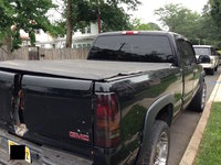 Picture of 2002 GMC Sierra 2500HD 4 Dr SLT Extended Cab SB HD, exterior