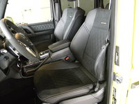 Picture of 2017 Mercedes-Benz G-Class G 550, interior
