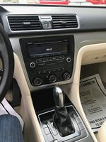 Picture of 2014 Volkswagen Passat Wolfsburg Edition, interior