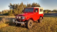 Picture of 1981 Toyota Land Cruiser 2 Dr 4WD, exterior