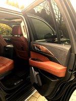Picture of 2017 Cadillac Escalade Luxury 4WD, interior
