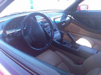 Picture of 1996 Acura NSX T Coupe, interior