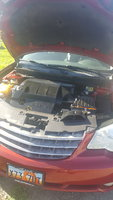 Picture of 2010 Chrysler Sebring Limited Convertible, engine