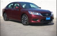 Picture of 2014 Honda Accord Hybrid Touring, exterior