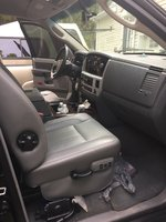 Picture of 2008 Dodge Ram 2500 Laramie Quad Cab 4WD, interior