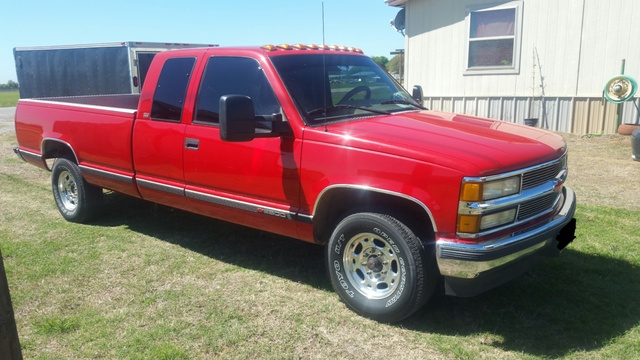 Picture of 1996 Chevrolet C/K 2500 Silverado Extended Cab LB HD