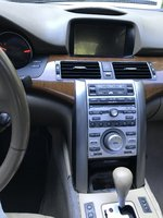 Picture of 2005 Acura RL SH-AWD, interior