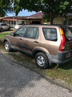 Picture of 2003 Honda CR-V LX, exterior