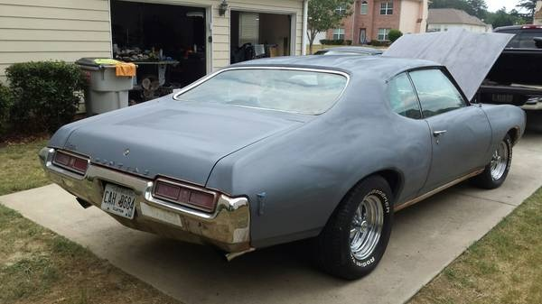 Pontiac Le Mans Questions - I have a 1969 lemans  Supposedly