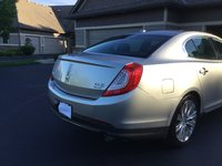 Picture of 2013 Lincoln MKS EcoBoost AWD, exterior