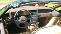 Picture of 1988 Cadillac Allante Base Convertible, interior, gallery_worthy