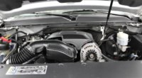 Picture of 2011 Cadillac Escalade Base, engine