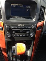 Picture of 2002 Lexus RX 300 Base AWD, interior
