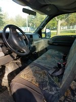 Picture of 1999 Ford F-250 2 Dr XL 4WD Standard Cab LB, interior