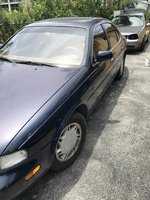 Picture of 1993 INFINITI J30 4 Dr STD Sedan, exterior
