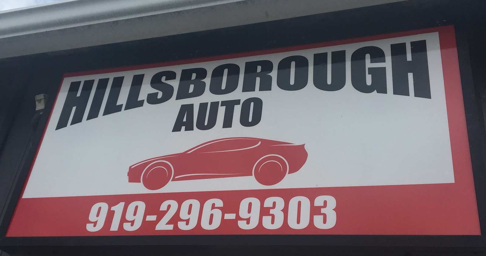 Hillsborough Auto - Hillsborough, NC: Read Consumer ...