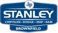Stanley Chrysler Dodge Jeep Ram Brownfield logo
