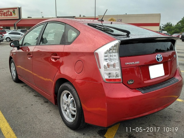 Foto de un 2011 Toyota Prius