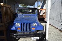 Picture of 1988 Jeep Wrangler Sahara 4WD, exterior