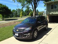 Picture of 2015 Chevrolet Traverse 2LT AWD, exterior